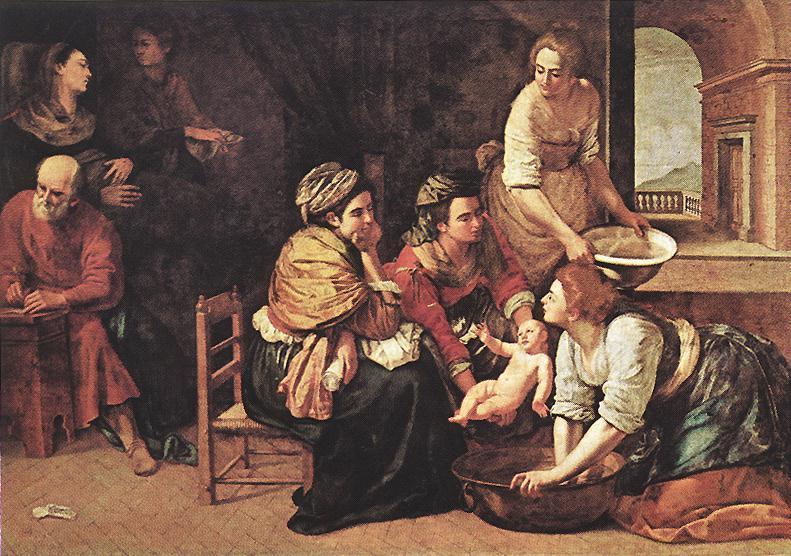 Imagen de Nacimiento de San Juan Bautista